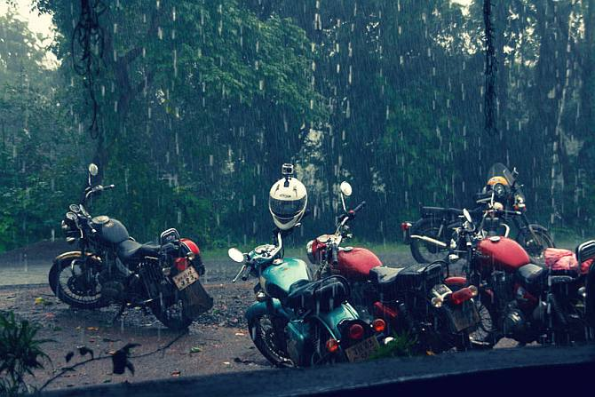 Is your bike monsoon ready?