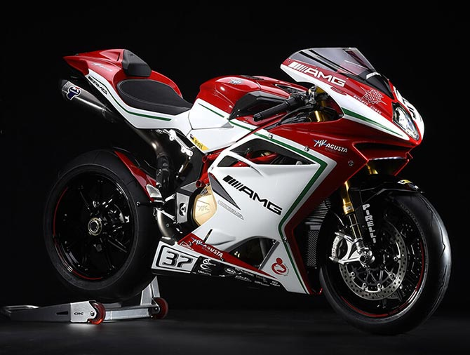 Just Recently Launched In India The MV Agusta F4 RC Is Most Expensive Motorcycle Country With A Price Tag Of Rs 50 Lakh Ex Showroom Pune