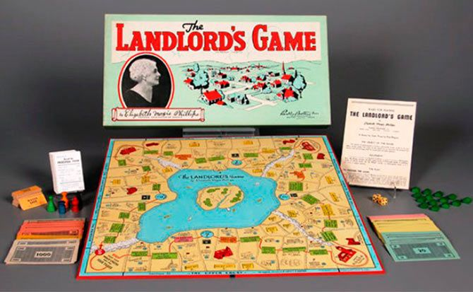 The Landlord's Game was invented by Elizabeth Magie