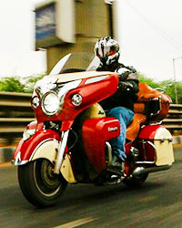 Meet the most intimidating motorcycle on Indian roads