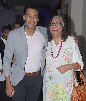 Anita Kochhar, mother of actor-television presenter Samir Kochhar