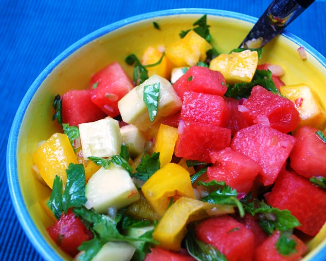 Summer coolers: 3 refreshing watermelon recipes