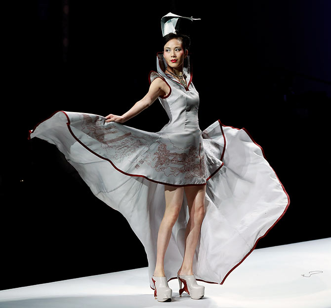 Don't miss! 10 fabulous moments from China Fashion Week