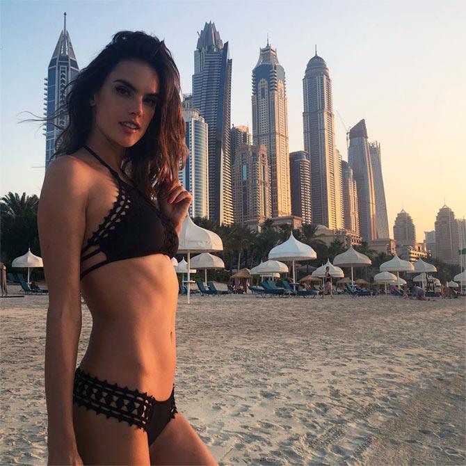 Victoria s Secret  10 models you just cannot miss - Rediff.com Get Ahead ab5d86841