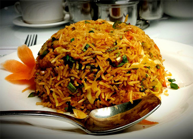 Dussehra recipes: Mumbai Biryani and Rice Phirni