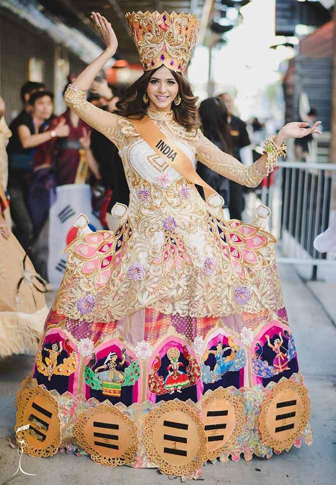 Has India sent a winner to Miss Grand International