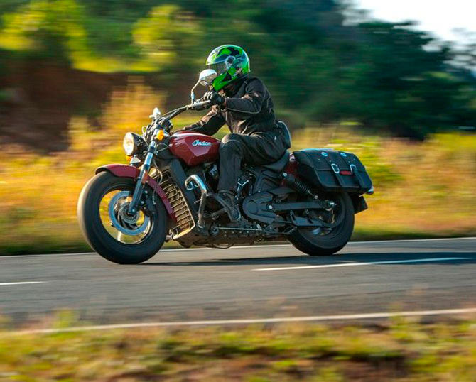 Indian Scout Sixty: What's so special?