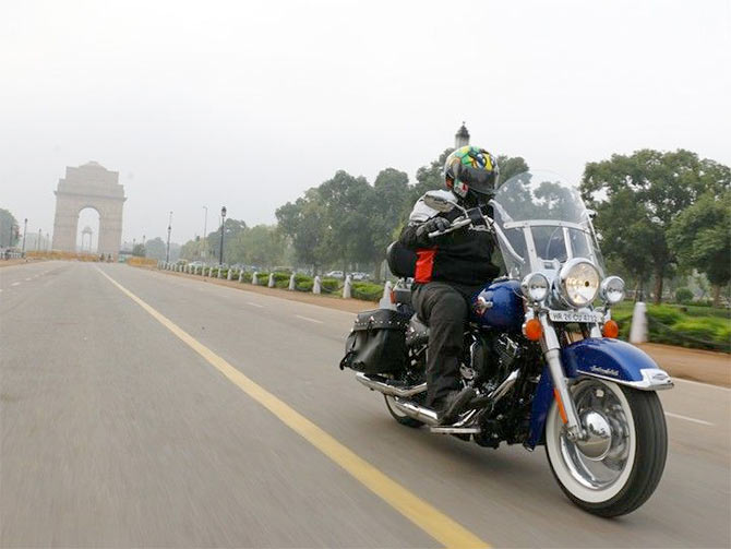 This Harley-Davidson will be yours for Rs 16.89 lakh
