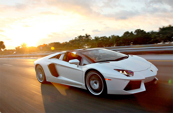 The 5 Most Expensive Cars In India Rediff Com Business