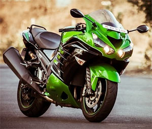 Kawasaki Ninja ZX-14R: The Silent Killer