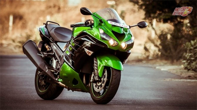 Kawasaki Ninja Zx 14r The Silent Killer Rediff Com Get