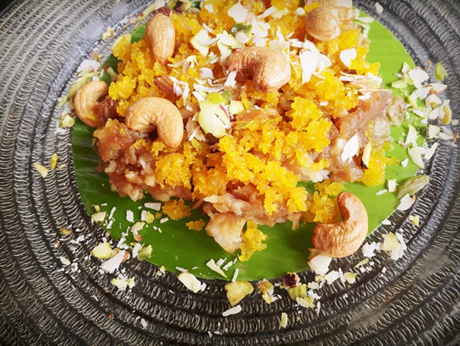 Healthy #NavratriRecipes: Laddoo, halwa and more