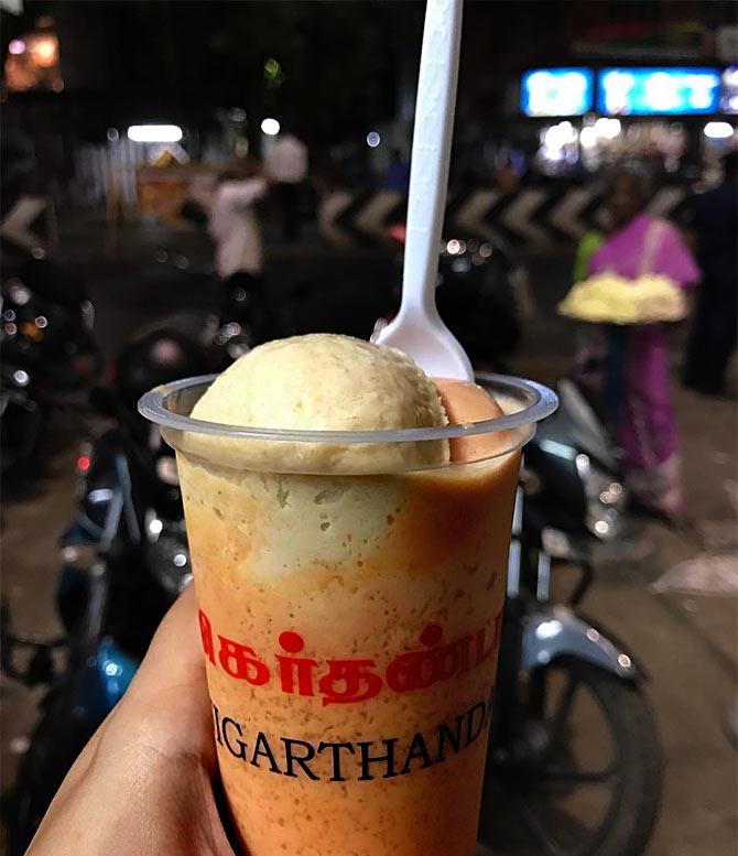 Have you tasted jigarthanda?