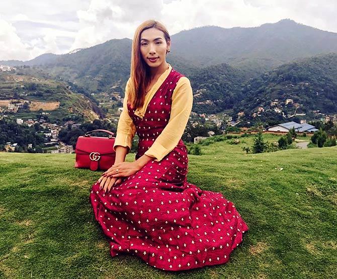 Tenzin Mariko