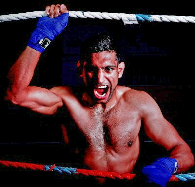 In love, don't be like boxer Amir Khan!