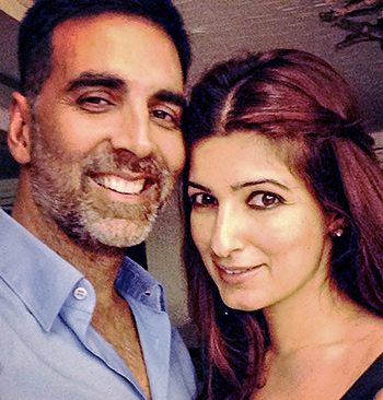 Being the rockstar wife: The Twinkle Khanna masterclass
