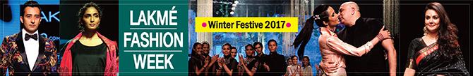 Lakme Fashion Week Winter Festive 2017