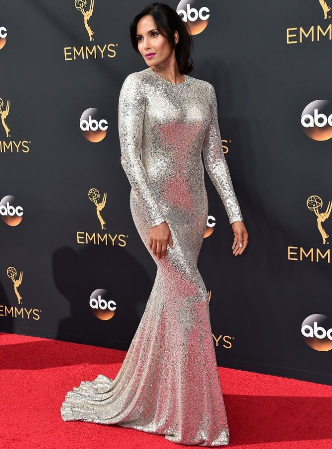Top Chef Padma Lakshmi Emmy Awards 2016