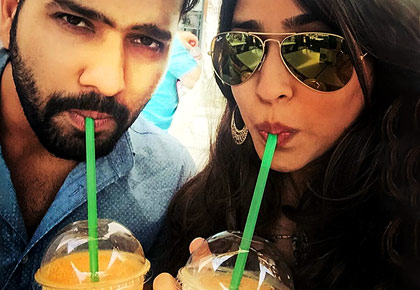 Awww! 10 times Rohit Sharma gave us relationship goals
