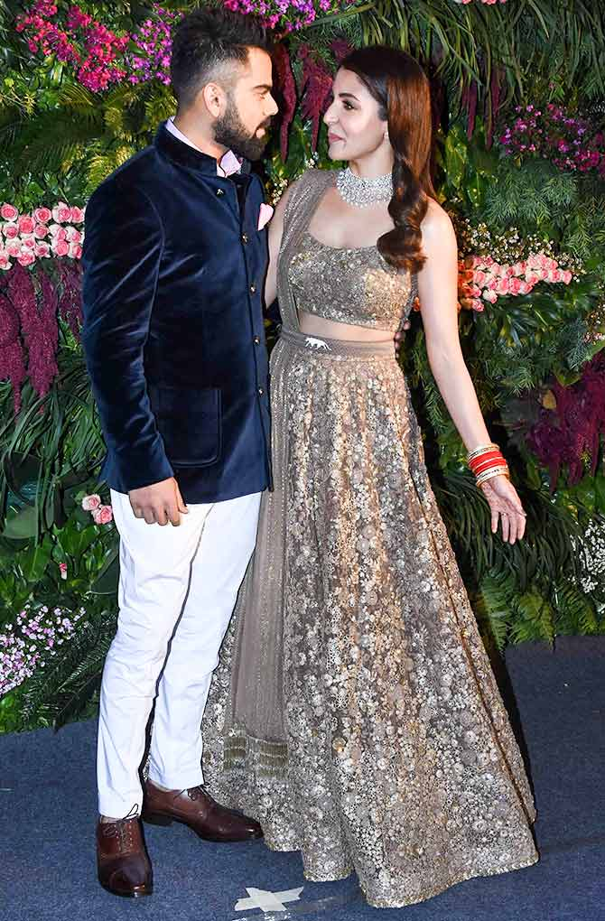 Lessons from Virushka reception: How to rock the lehenga like a star