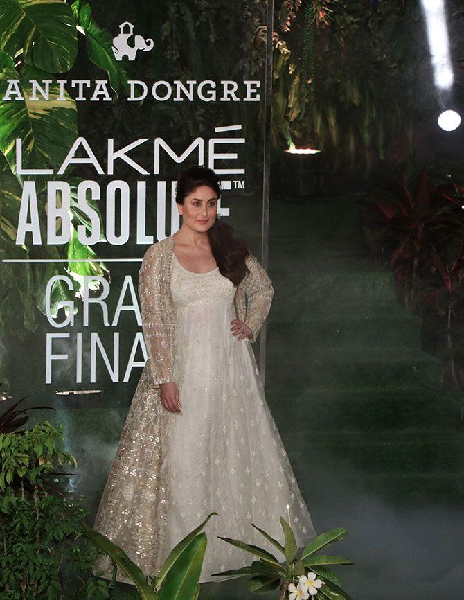 Kareena Kapoor at LFW