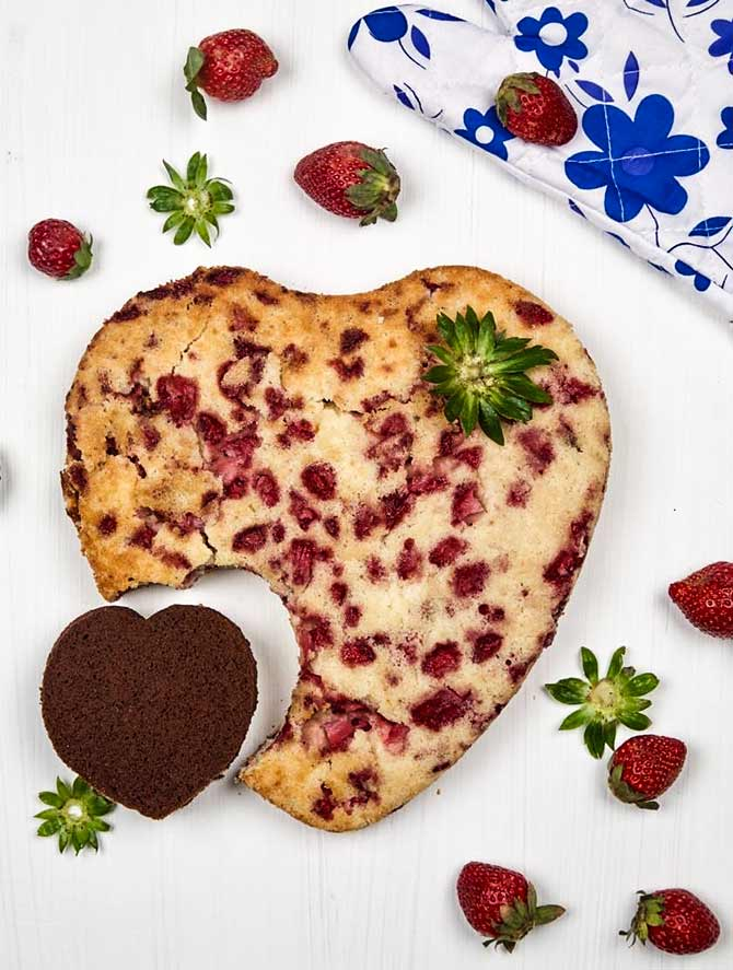 V-Day recipes: 5 ways to say 'I love you'