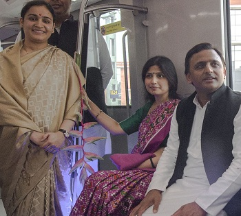 The power bahus of Uttar Pradesh