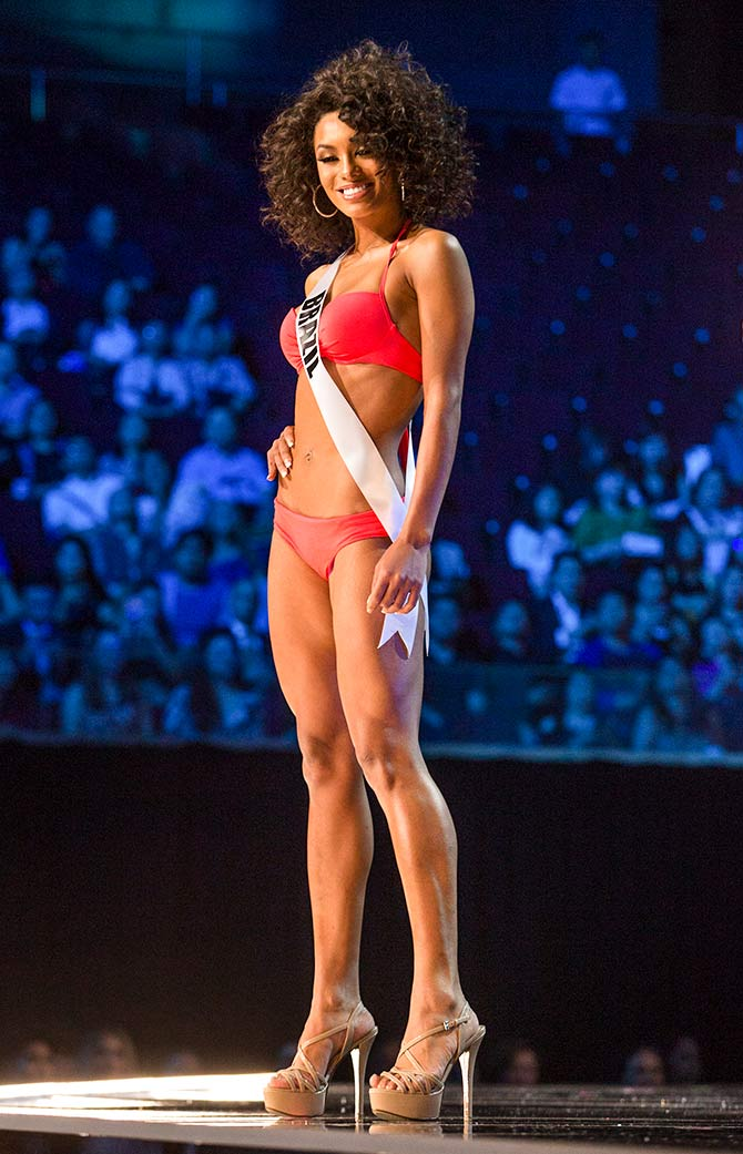 Perfect 19: Meet the Miss Universe 2016 hopefuls - Rediff ...