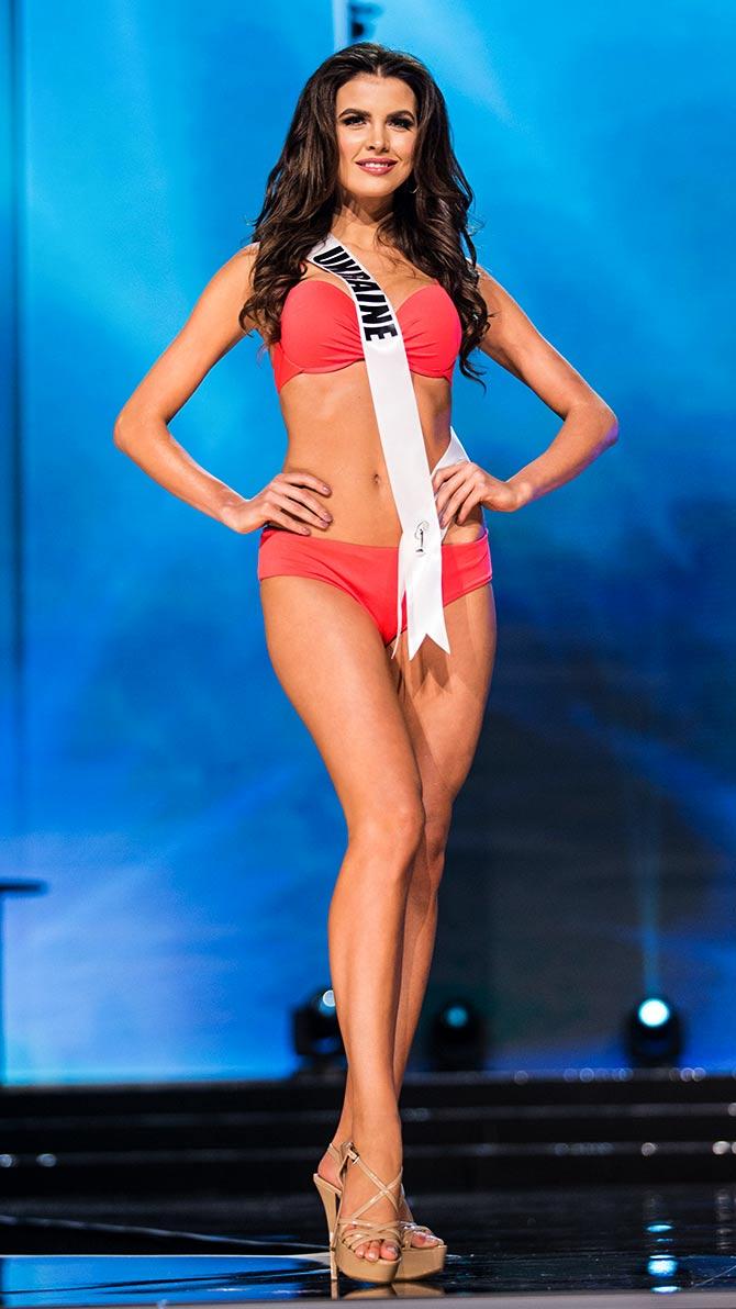 High Heels And Hot Bikinis Meet The Miss Universe 2016