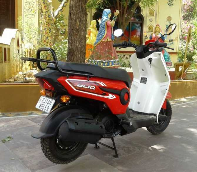 Will Honda Cliq click with Indians?