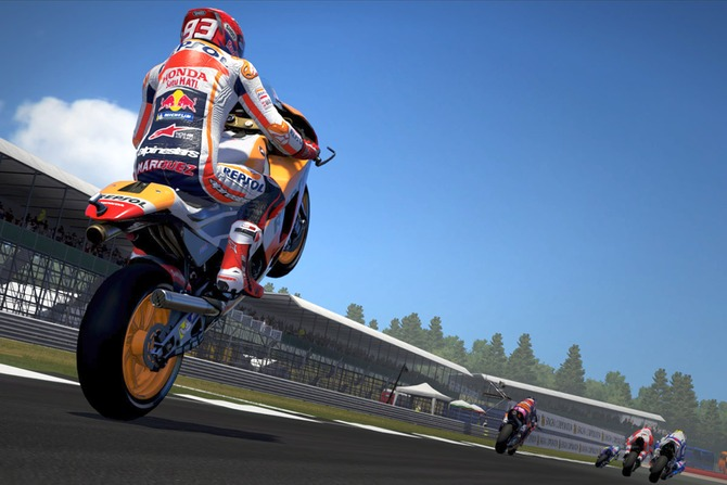 No victory lap for MotoGP 17