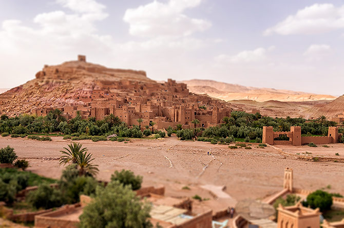 Morocco Game of Thrones