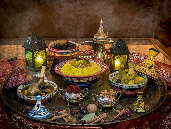 Ramzan recipes from Dubai, with love