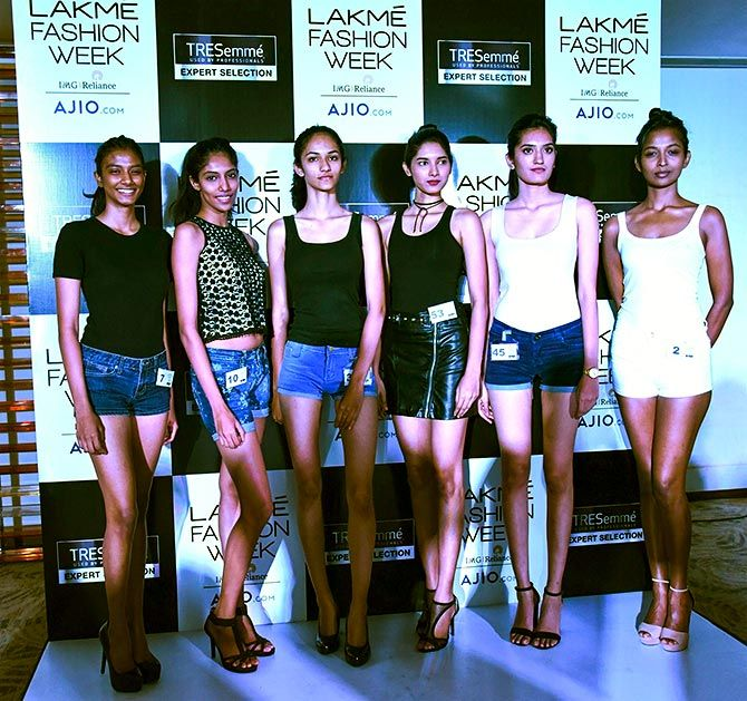 LFW Bengaluru auditions