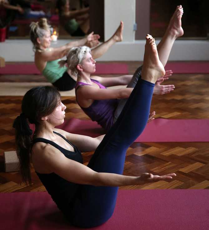 3 money lessons from yoga