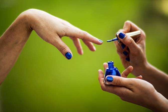 Latest News from India - Get Ahead - Careers, Health and Fitness, Personal Finance Headlines - Is your nail polish toxic?