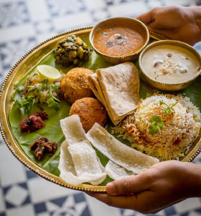 Parsi food
