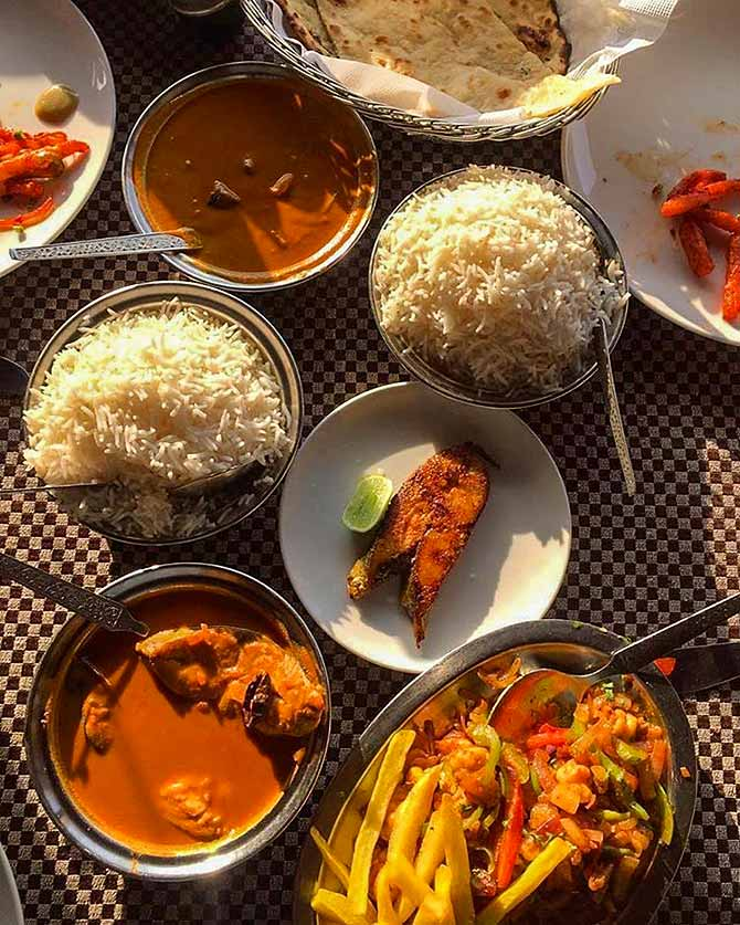Breakfast to dinner: The best of Goa on a platter