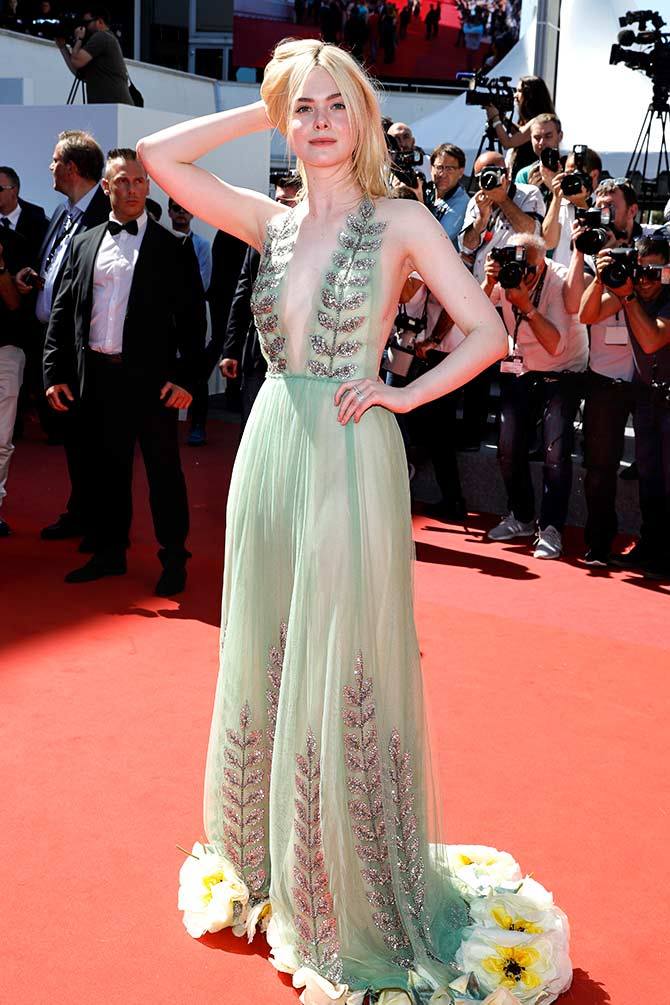 The Most Daring Outfits At Cannes Rediff Com Get Ahead