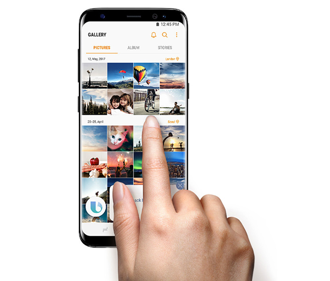 Samsung Galaxy S8 Plus: Simply stunning! - Rediff com Get Ahead