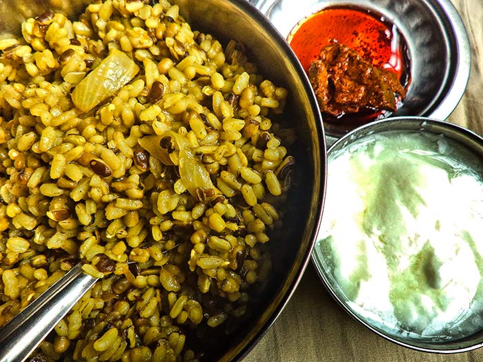 This khichdi recipe is an ode to my mom