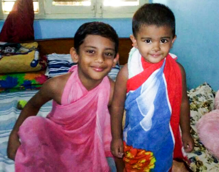 Rediff readers share cute pix of their children
