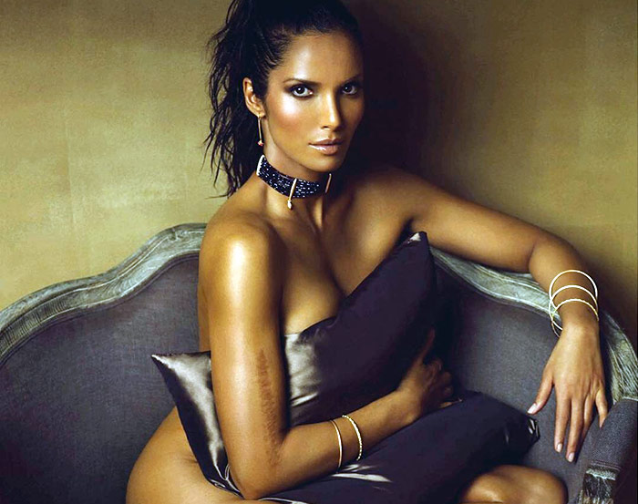 The way to Padma Lakshmi's heart