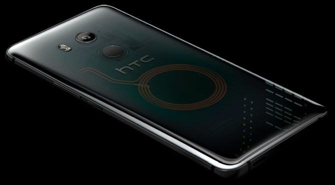 HTC U11+: It's a fully loaded smartphone
