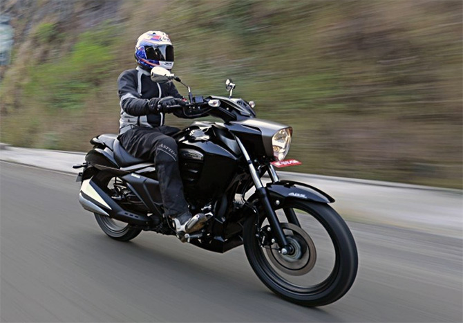 What's so unique about the Suzuki Intruder 150!