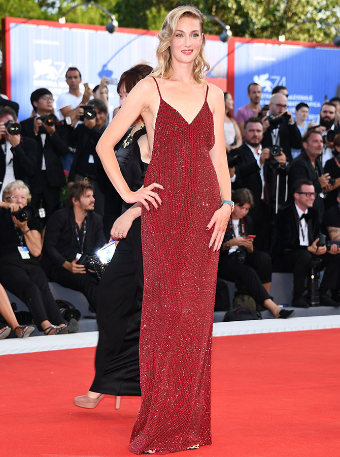 Is This The Sexiest Back At The Venice Film Festival