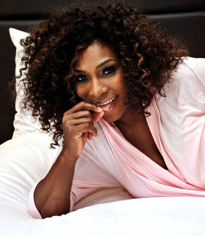 #FoodPorn with Serena Williams: Sweet temptation!