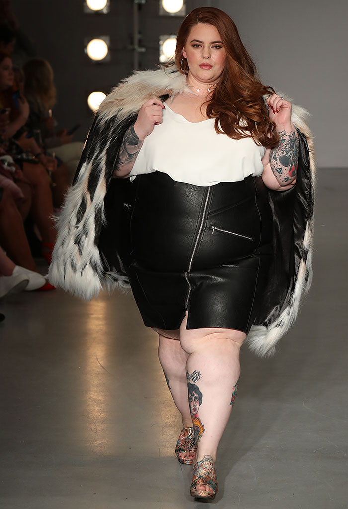 Wow London Fashion Week Opens With Curvaceous Models On -7338