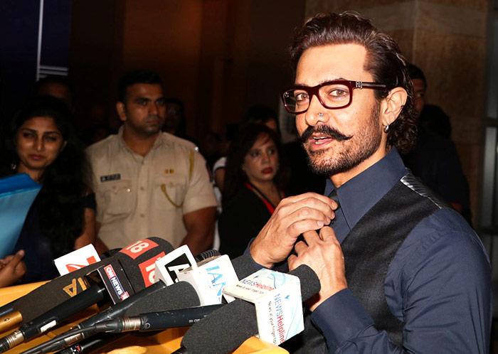 Thugs Of Hindostan: Aamir shocks co-stars