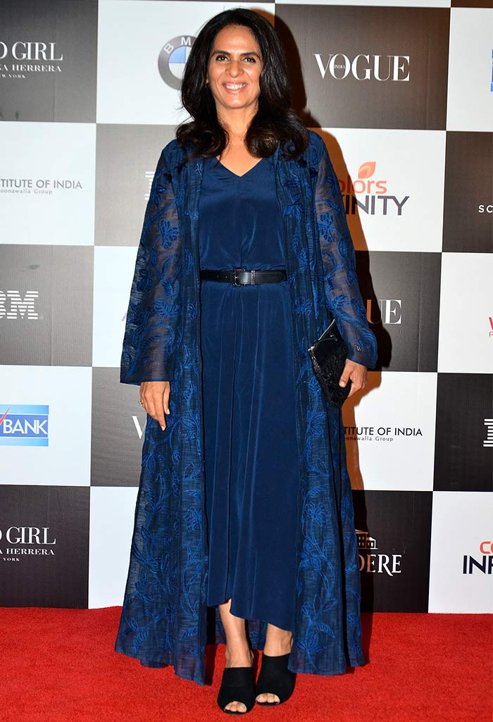 Anita Dongre Vogue women of the Year awards